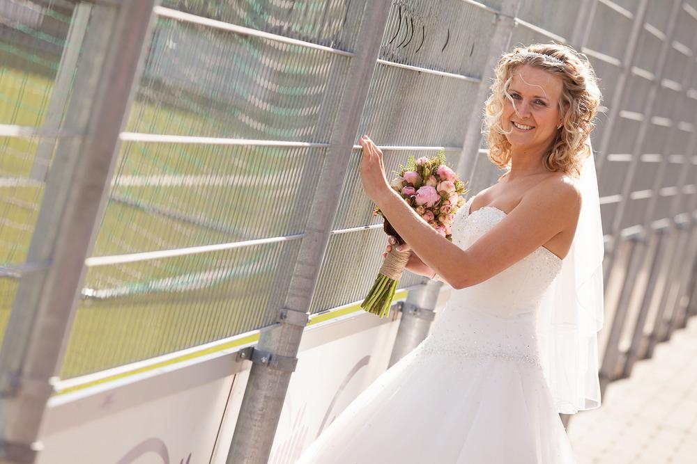 De bruid bij vvHeino