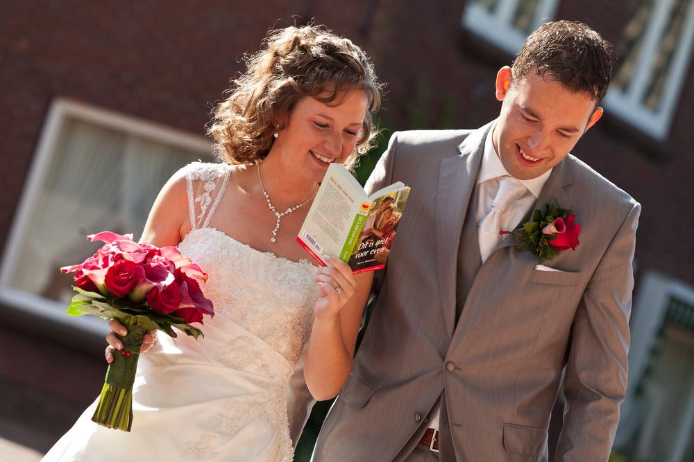 Bruidspaar op Bogendagen Dalfsen