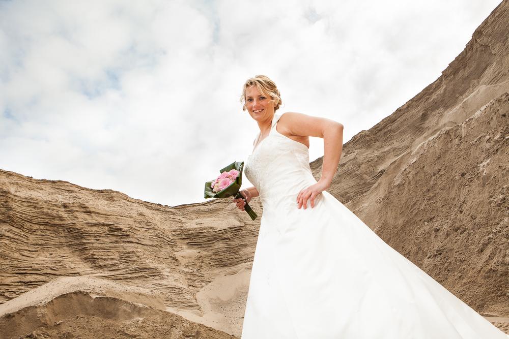 Bruidsreportage Wijthmen-Zwolle