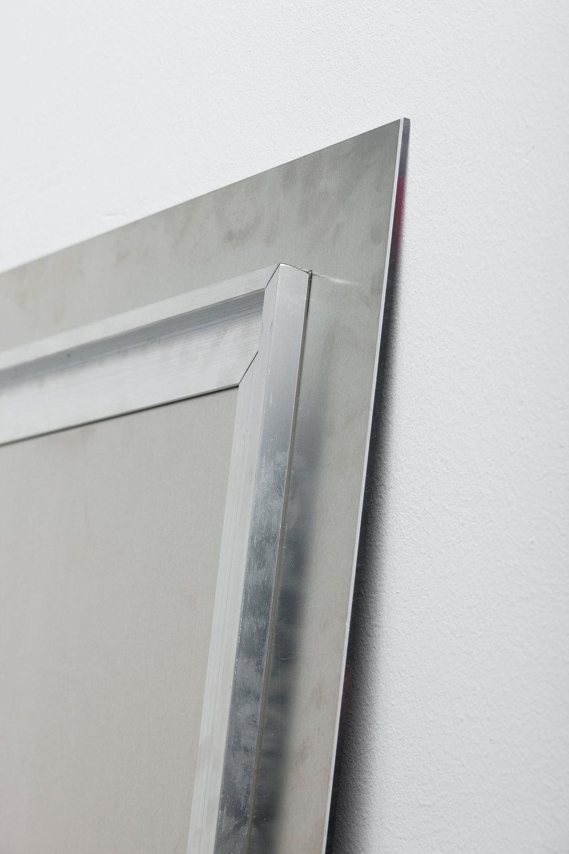 Ophangprofiel voor foto op alumminium of DiBond