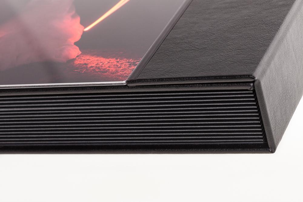 Pallazzo Magneetsluiting en ViVidcolor DiBond cover.