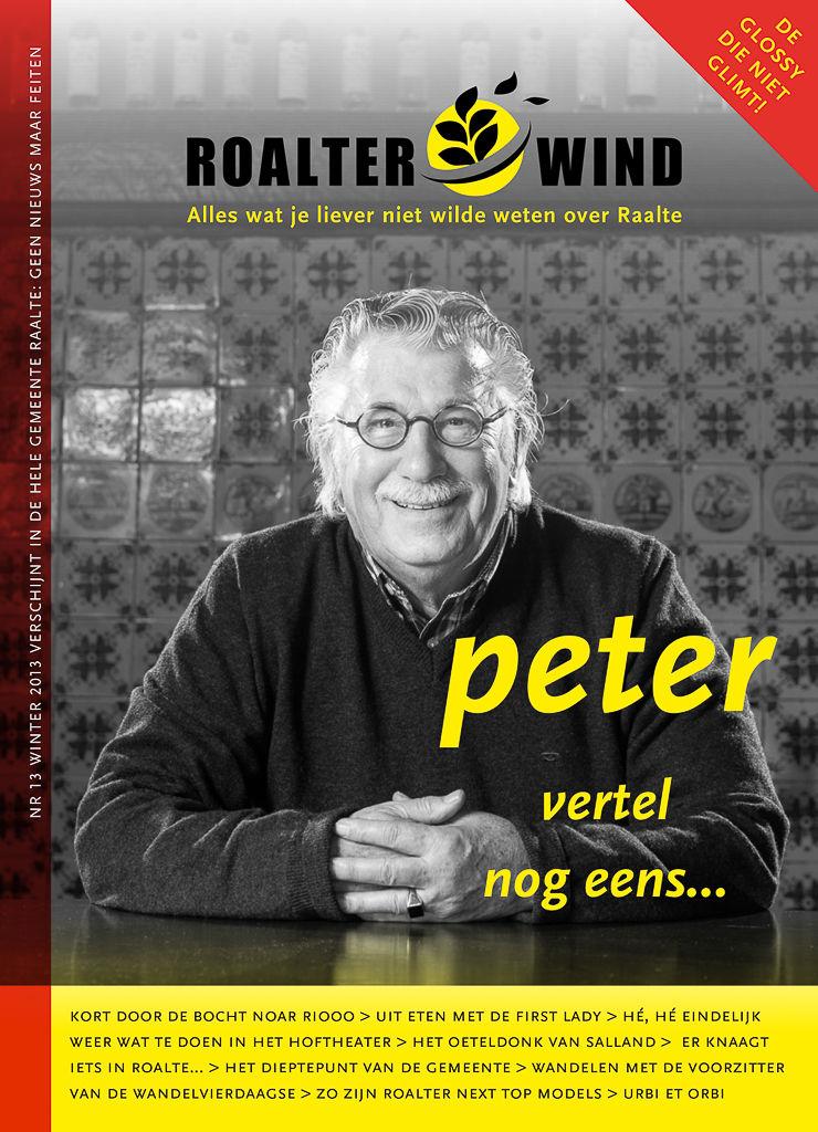 De Roalter Wind werd tot eind 2013 uitgegeven door Het Communicatiegilde en verspreid in de gehele gemeente Raalte.