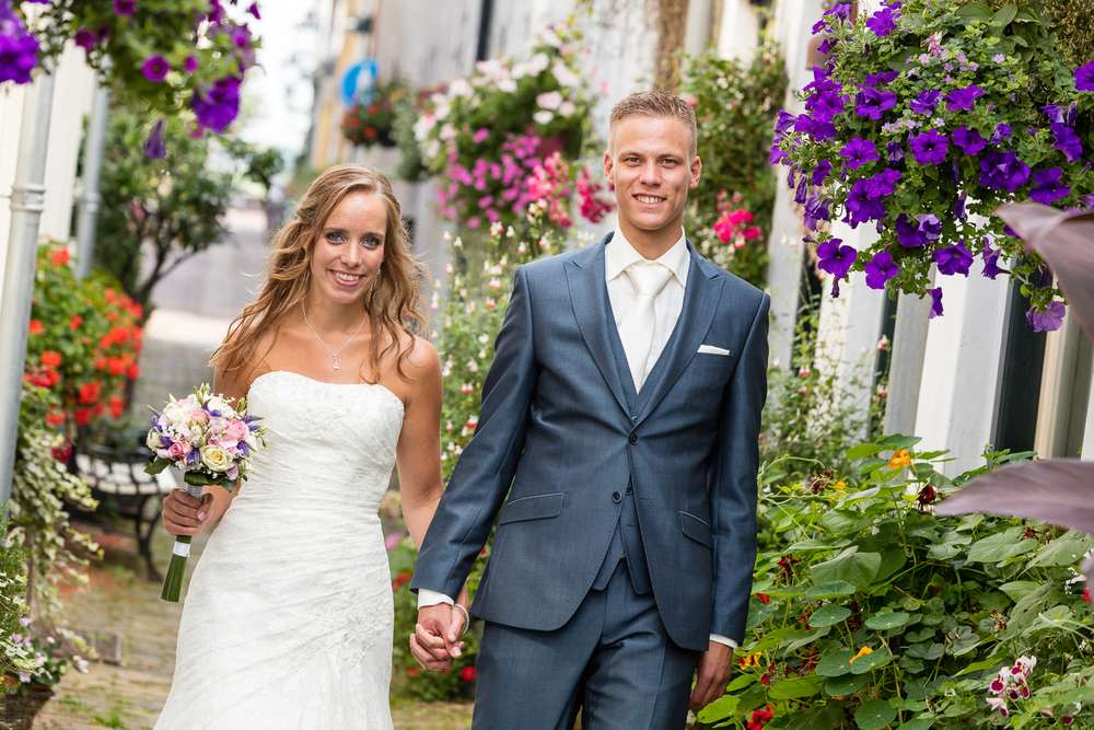Bruidsreportage Kampen
