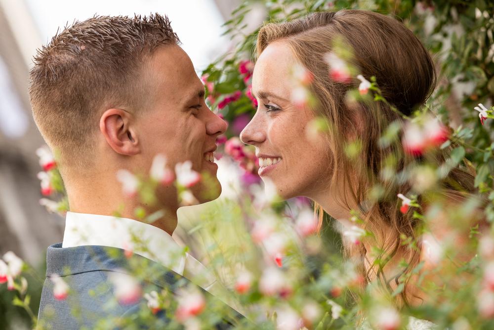 Bruidsfotografie Keizerskwartier Kampen