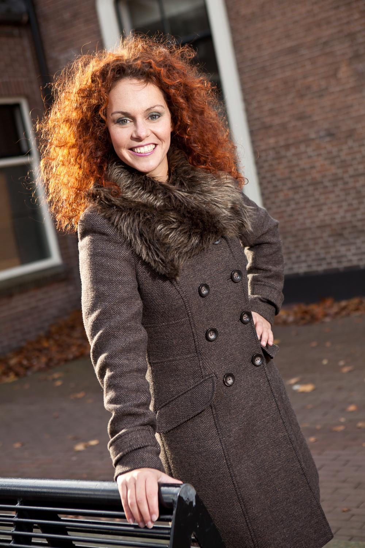 Covergirl uit Heino! Jasmijn Utermark, musical-ster