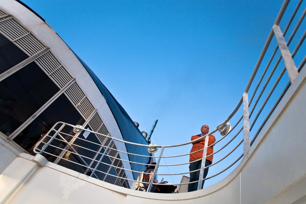 P&O ferries goed voor Zwolle - Northampton en goed voor Heino - Falkirk