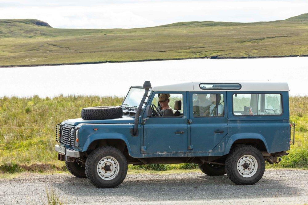 Een gezins tripje naar het Noorden: Isle of Skye
