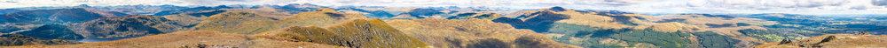 360 graden Panorama vanaf Ben Ledi.jpg