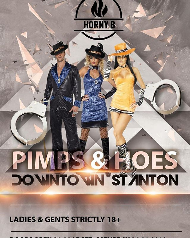 TONIGHT-  PIMPS & HOES . . . #bestcrowd #saturday #pimp #hoe #seasonaires #clubbing #hornybclub #goodtime #goodvibes #barlife #funk  #eyecandy #cantwait #season #stantonamarlberg #opening #happy #love #hornybclub  #amazing #follow4follow #like4like #instalike #instagood #swag #drink #nightlife #playhardpartyharder #seeyousoon #overandout