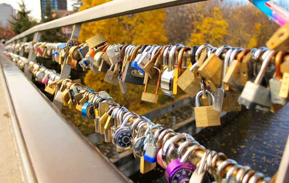 A Lock to Seal Your Love