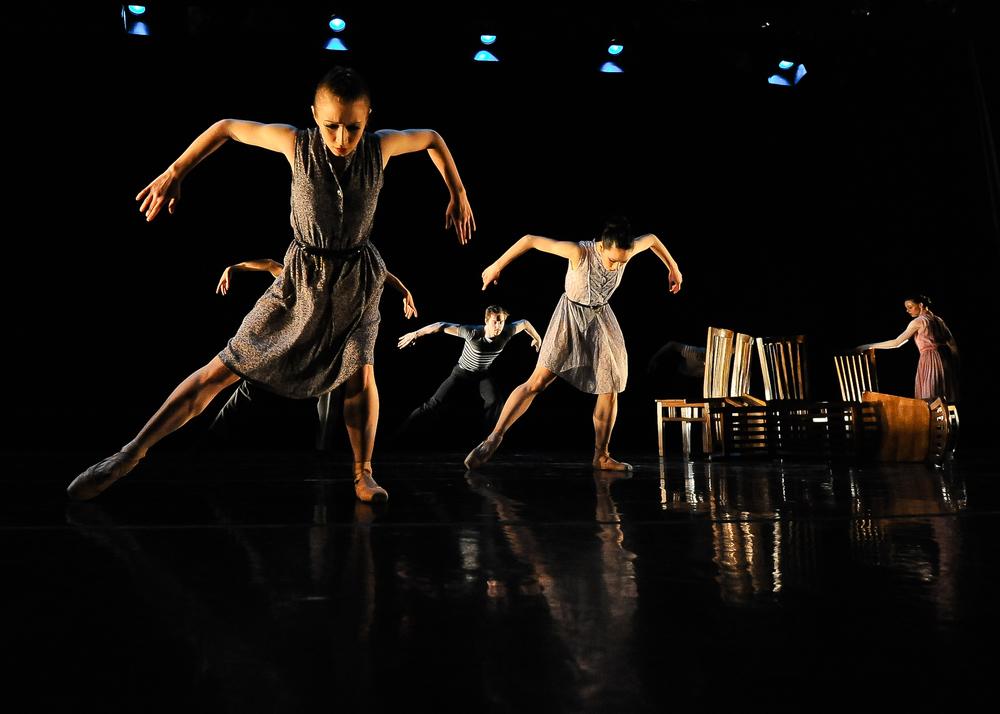 Q Dance, photo by Vince Pahkala