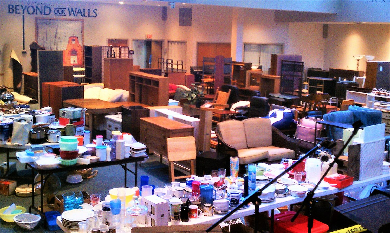 Furniture Give-Away — A Home for All Nations --- a PSU club of