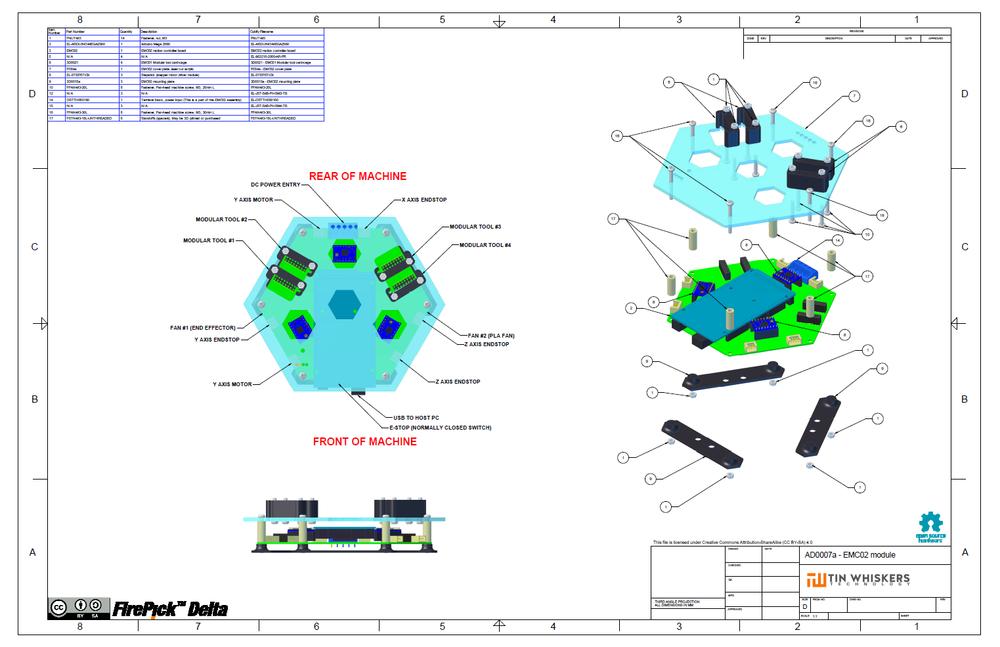 AD0007a - EMC02 module