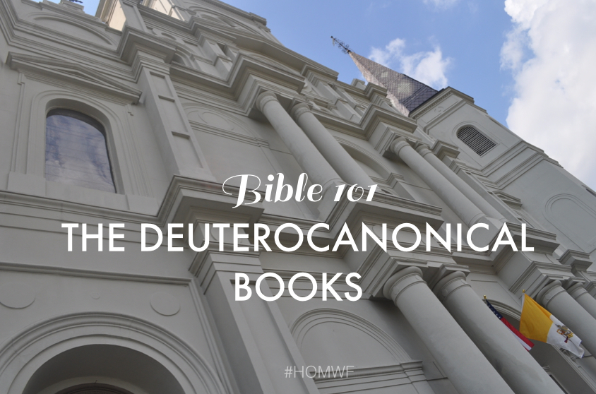 DEUTEROCANONICALBOOKS
