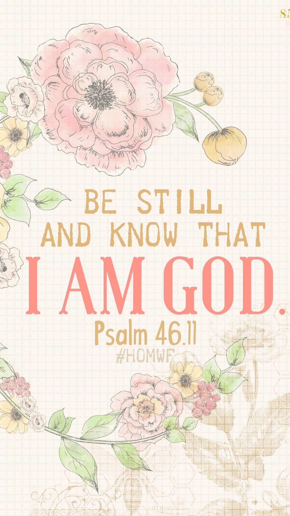 psalm4611