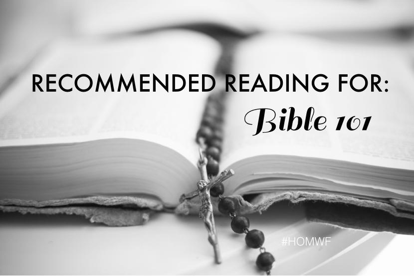 recommendbible101
