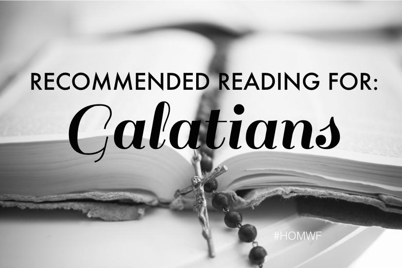 recommendgalatians