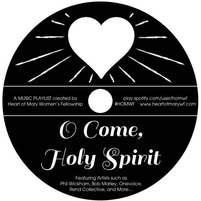 O come Holy Spirit - Pentecost Playlist.001.jpg