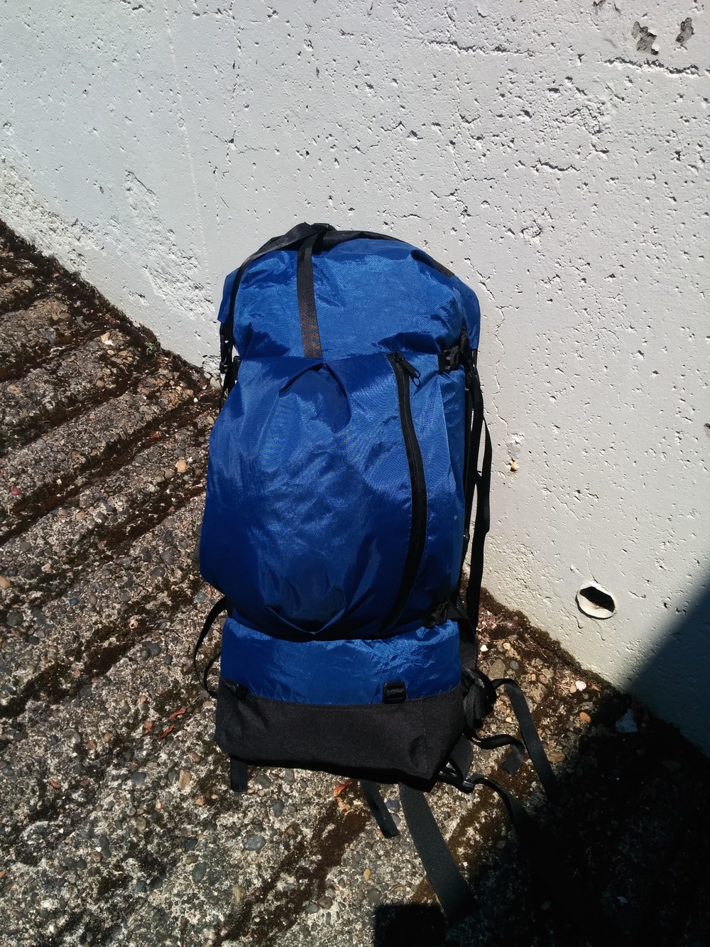 Highline w/ Removable Front Pack