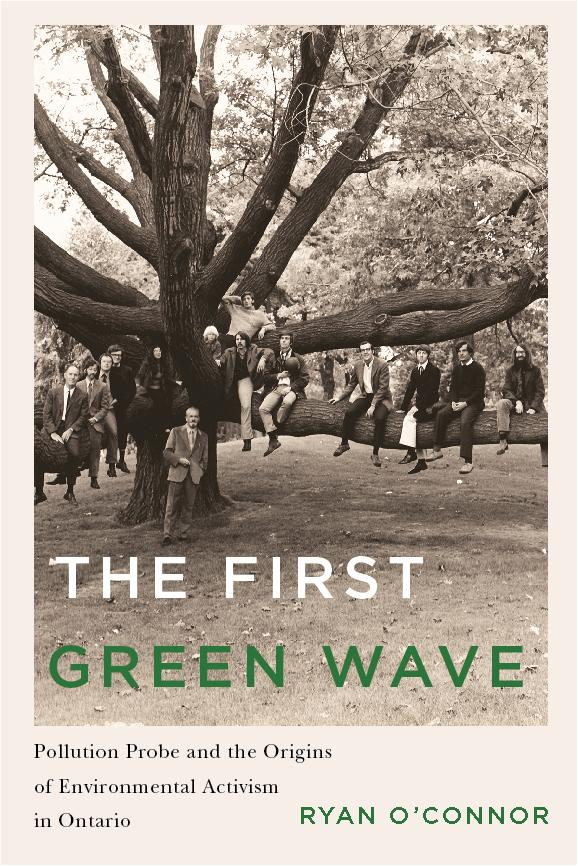 book cover image: the first green wave