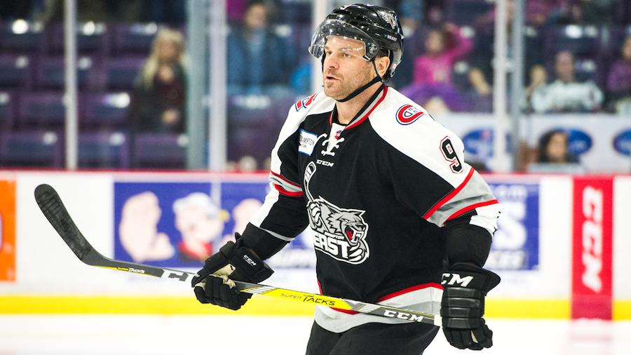 Photo by John Warren, courtesy of the Brampton Beast.