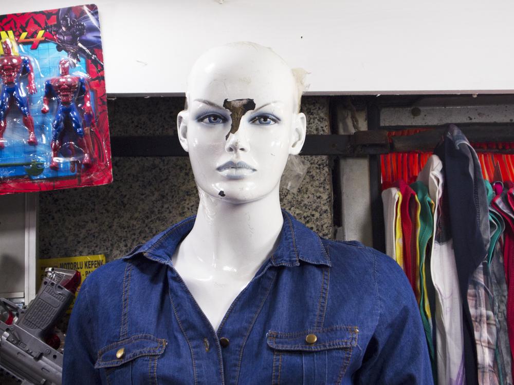 Mannequin 8