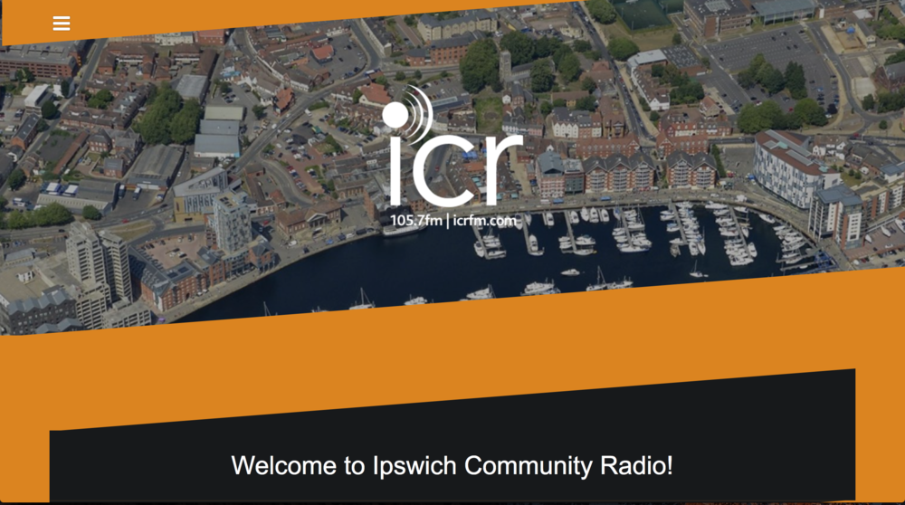 Featured on Roll On Show with Stephen Hicks - ICR Radio Ipswich 07/06/2017