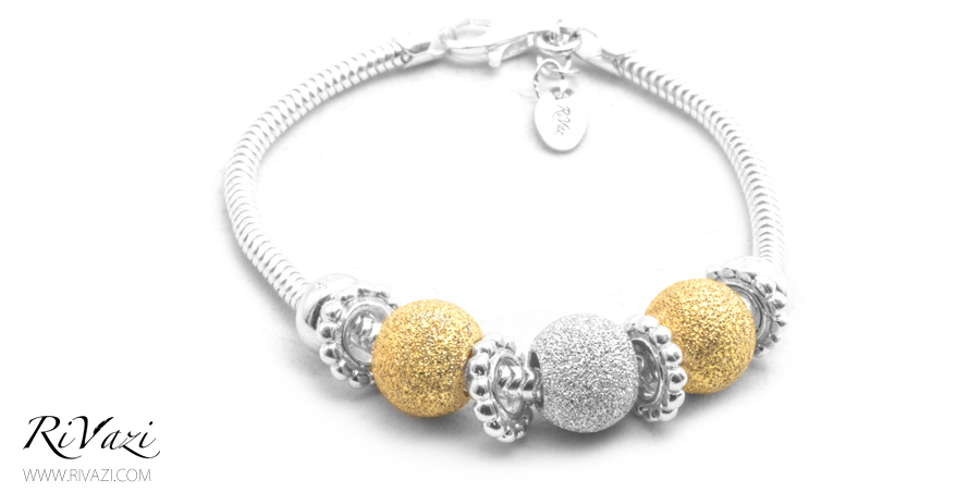 RiVazi Silver & Gold Plated Stardust Sterling Silver _ A.jpg