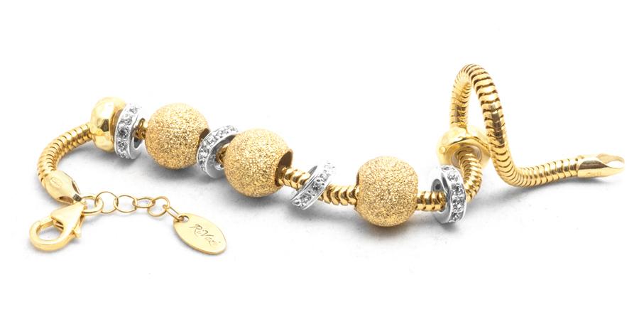 RiVazi European Charm bracelet