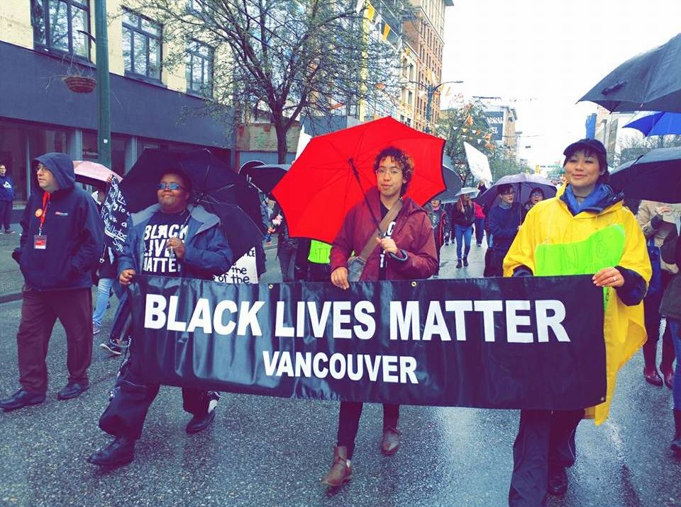 Black Lives Matter Vancouver will protest the policies of Vancouver Pride on Sunday, June 25.