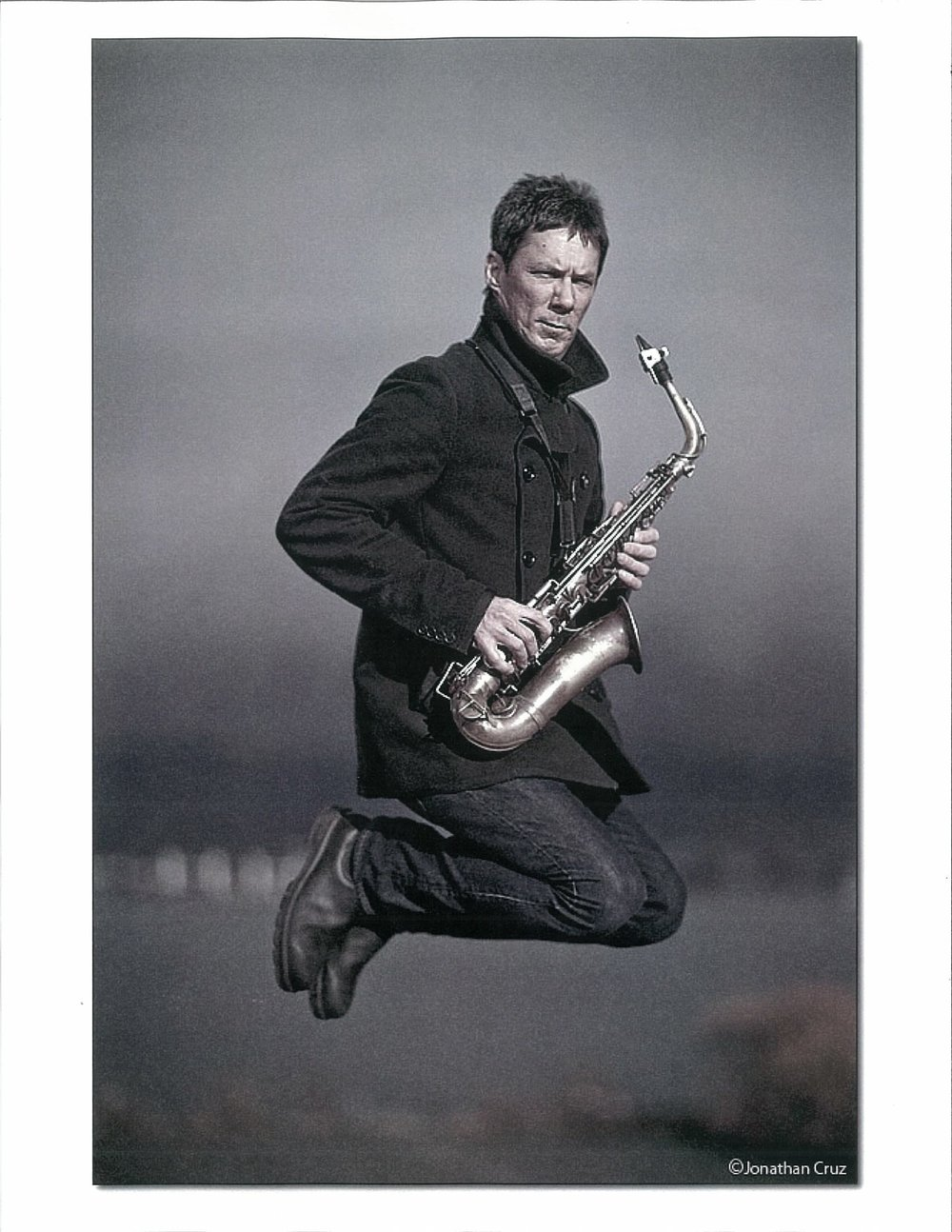 Dylan Cramer (Jonathan Cruz Photo)