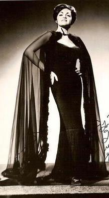 An earlier career promotional photo.