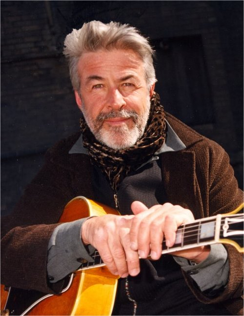 Jim Byrnes appears August 23 at PAL Studio Theatre as part of the Coal Harbour Music Festival.