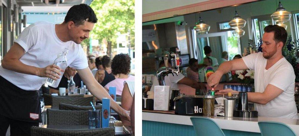 (Photos Courtesy   BSTRO/Mary's on Davie.  )