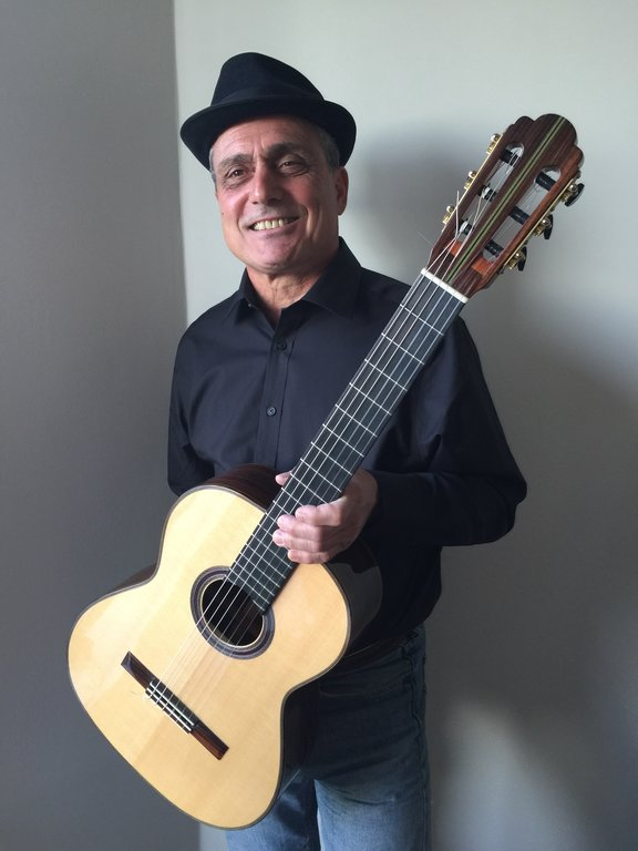 Cuneyt Tirmandi is at The Sylvia Hotel Lounge Tues. Dec. 11.