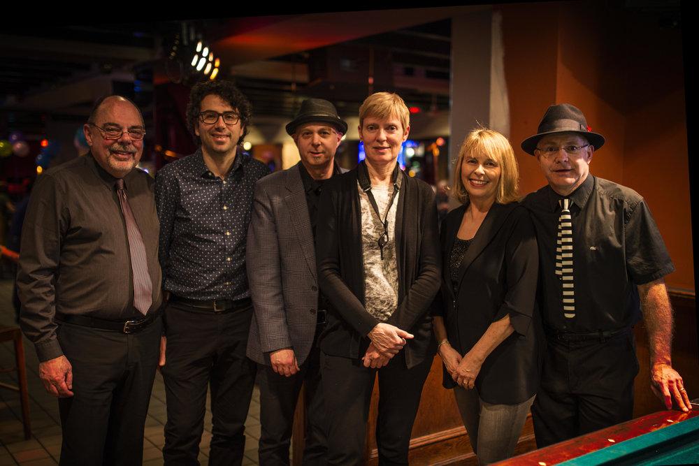 The Weaver Werth Band at the Sylvia January 6.