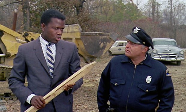 Catch Sidney Poitier and Rod Steiger in In  The Heat of the Night , screening March 12 at Barclay Manor.