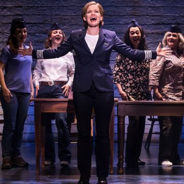 The Canadian production of the award-winning musical  Come From Away  comes to Vancouver.