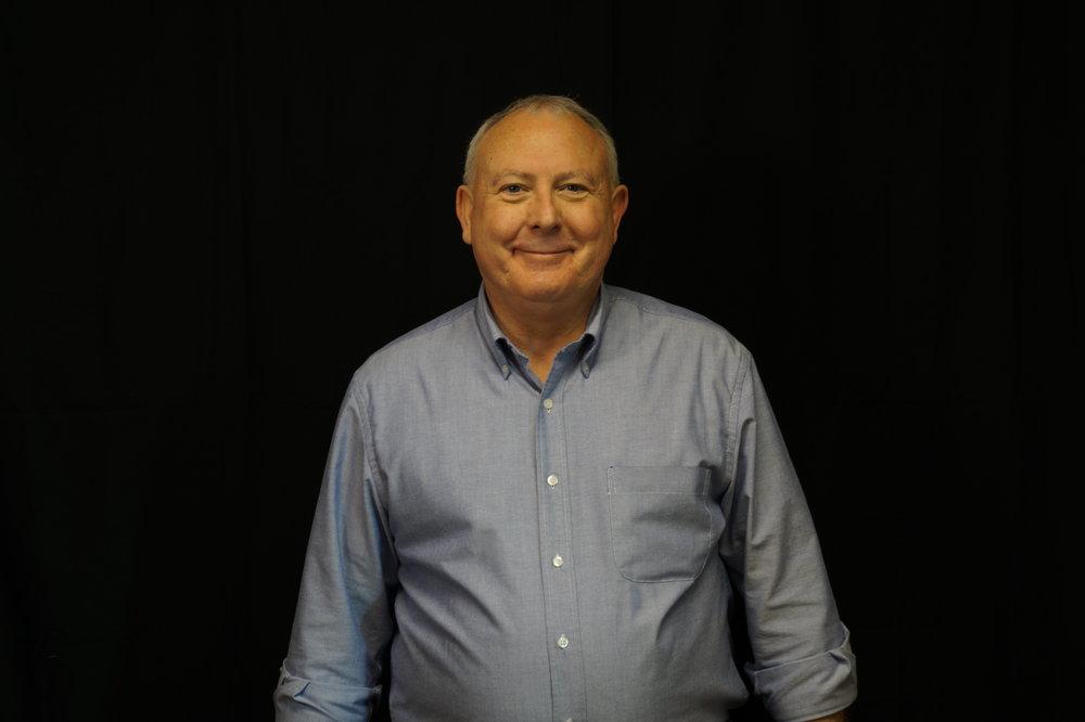 Steve Casteel - Senior Pastor