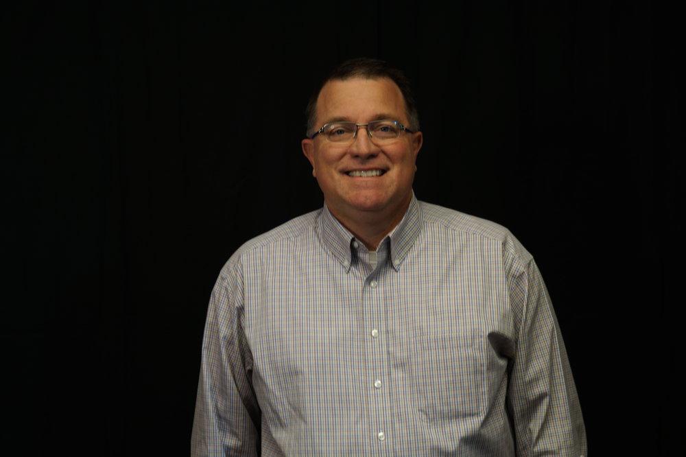 Scot Jones - Associate Pastor