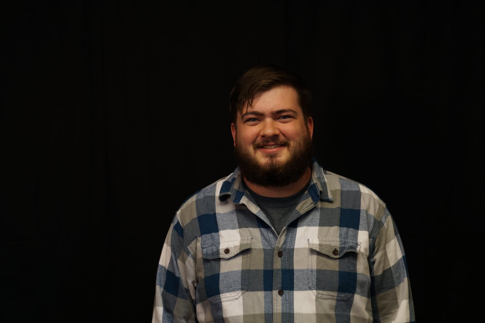 Zachary Mason - Overflow Worship Leader/Media Director