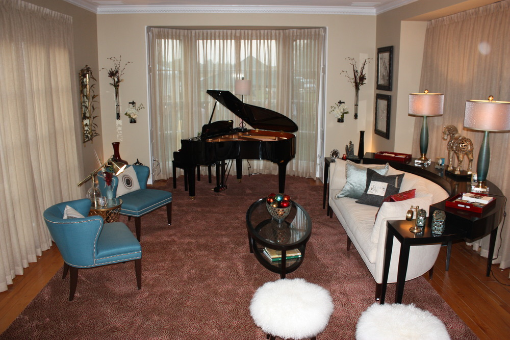 Grand Conservatory/Music Room