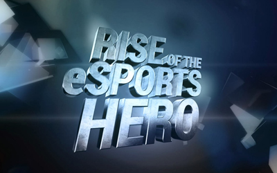 RISE OF THE E-SPORTS HERO Welcome to the world of professional league gamers, where the average age is seventeen and the average take-home is millions in dollars. The video game generation are the new sports heroes.