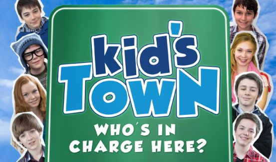 KID'S TOWN 12 year old Brian Russell is the new kid in town, again. As he navigates another set of unwritten rules of the school yard Brian finds himself tangled in the strings of small town politics when he clashes heads with the Mayor's son, the local press owners youngest, and the Librarian's pretty daughter.