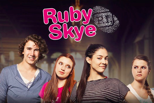 RUBY SKYE P.I. Ruby Skye P.I. is an award-winning kid-driven family-friendly multi-platform detective series. Ruby Skye is a teenage girl who finds mysteries wherever she looks – and she needs to solve them, no matter what it costs her.