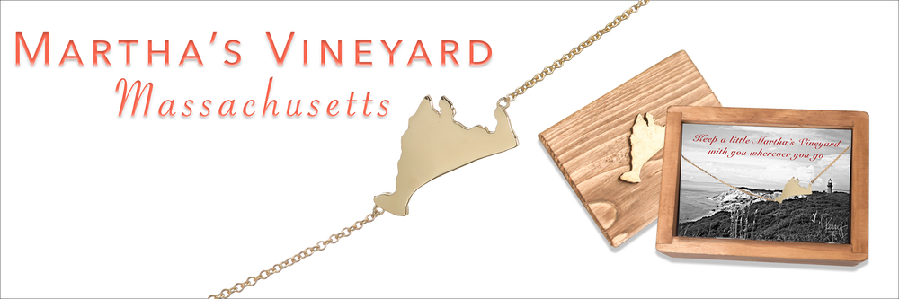 Hello Martha's Vineyard!  Who wouldn't want to take a little piece of this place home?