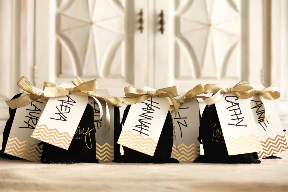 Bridesmaid Gifts For A Lake Geneva Wedding Kerry Gilligan