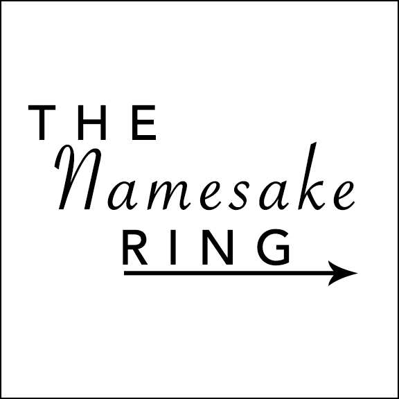 Namesake Ring by Kerry Gilligan