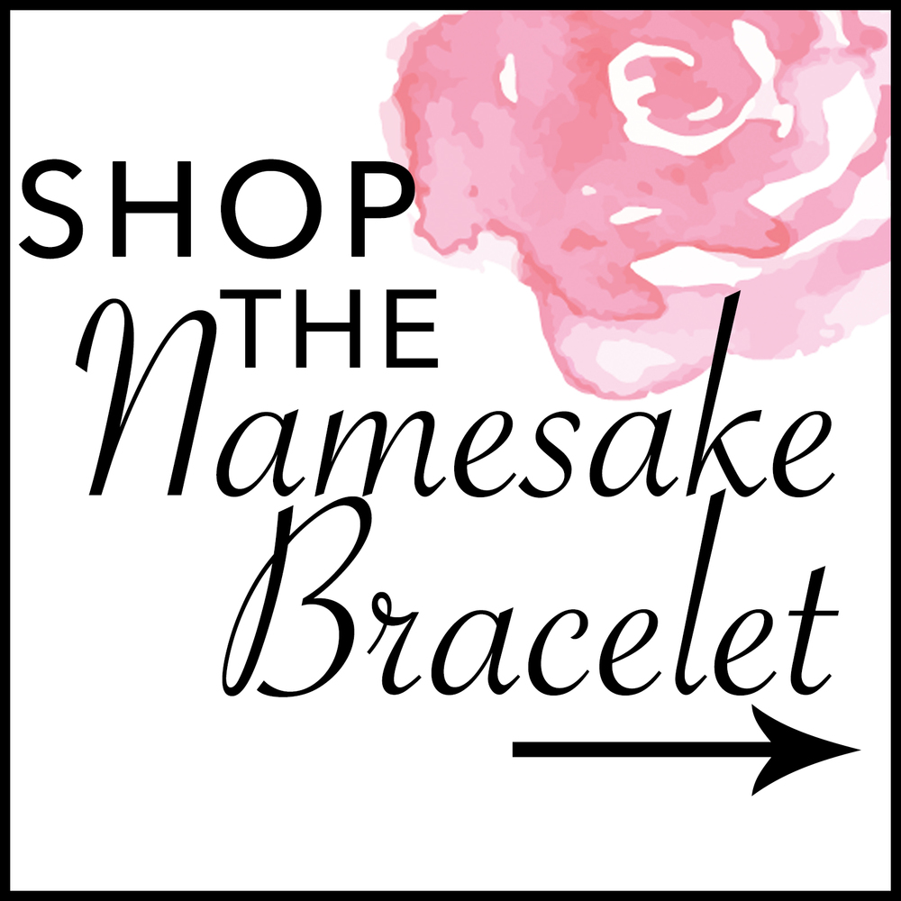 SHOP THE NAMESAKE BRACELET BY KERRY GILLIGAN