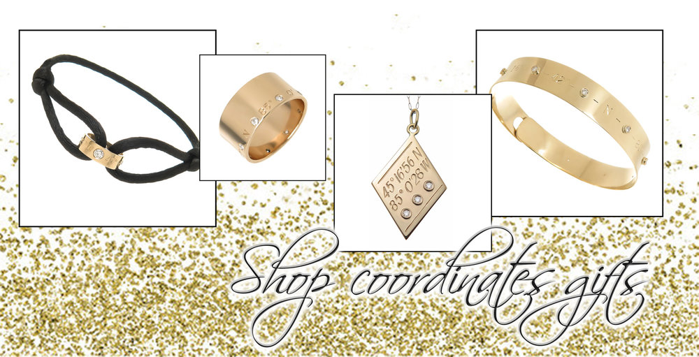 coordinates jewelry by kerry gilligan